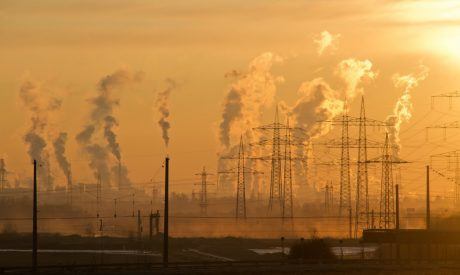 Sunrise coal plants pollution